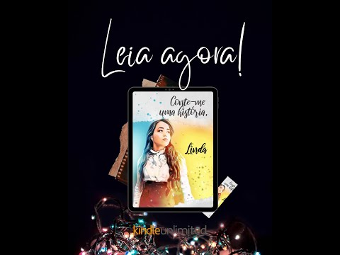 Book Trailer: Conte-me uma história, Linda (OFICIAL)