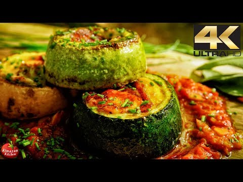 Epic Courgettes Recipe! – 4K Cooking Therapy