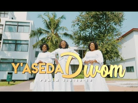 0 Daughters of Glorious Jesus quench the thirst of fans with visuals for new single; Y'aseda Dwom