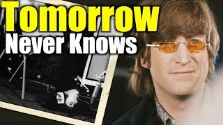 Ten Interesting Facts About The Beatles' Tomorrow Never Knows
