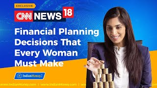Financial Planning Decisions That Every Woman Must Make | Money Doctor Show English | EP 198