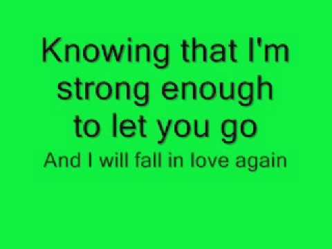 Leann Rimes-One Way Ticket + LYrics