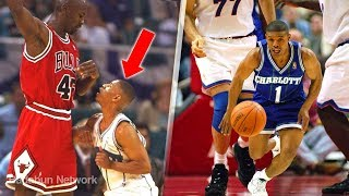 El jugador más bajito en la historia de la NBA