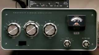 Heathkit SB-200 Linear Amplifier