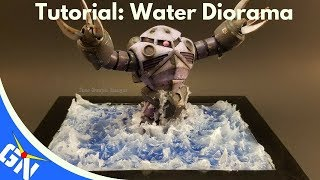 Tutorial: How to make a Water Diorama