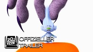 Trolls | Teaser-Trailer | DreamWorks Deutsch HD German (2016)