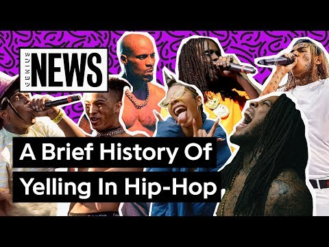 6ix9ine, DMX And The History Of Yelling In Hip-Hop | Genius News