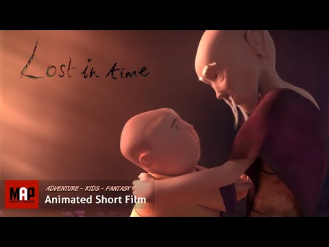 CGI 3d Animated Short Film ** LOST IN TIME ** Adventure Fantasy Animation Film by Objectif3d Team
