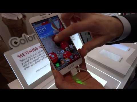 Video prova Lg Optimus G Pro
