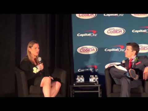 Academic All-America Hall of Fame Inductee: Angela Ruggiero #CoSIDA15
