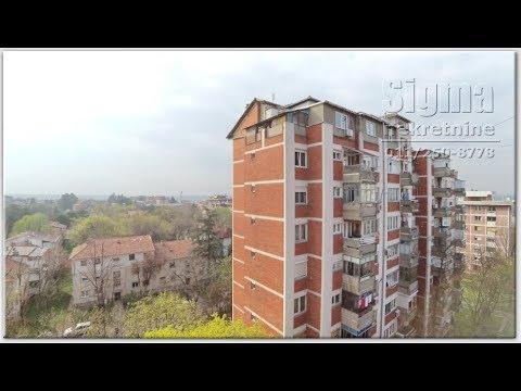 Stan Cukarica Železnik 36m2 33000e