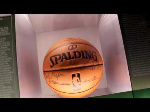 Naismith Basketball Hall of Fame Tour!