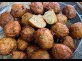 Meat Balls Bola-Bola/my original recipe :Lian Lim
