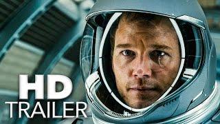 PASSENGERS  Trailer Deutsch German  HD 2016  Chris Pratt & Jennifer Lawrence