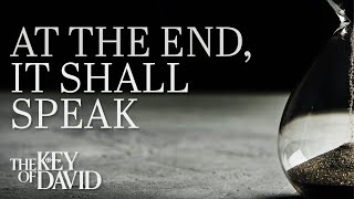 At the End It Shall Speak