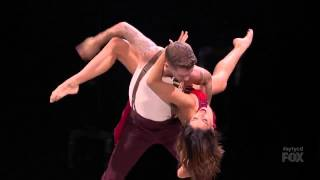 Travis and Jenna performed on so you think you can dance season 12 finale