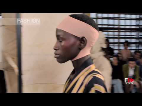 HENRIK VIBSKOV Spring Summer 2019 Menswear Paris - Fashion Channel