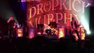 Dropkick Murphy's-Going Strong-Electric Factory 3/9/2012