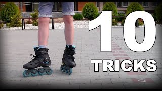 10 TRICKS THAT WILL MAKE YOU A BETTER SKATER | Rollerblade