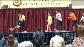 preview picture of video 'Aniversario Penco 2013 #2: Street dance, juegos & autos'