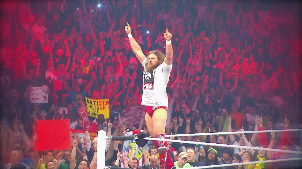 WWE's video package for Daniel Bryan vs. Triple H at WrestleMania XXX