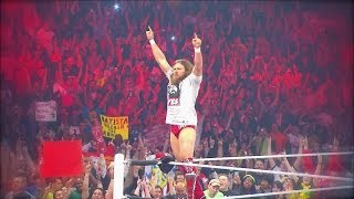 "Daniel Bryan's ""Monster"" video"