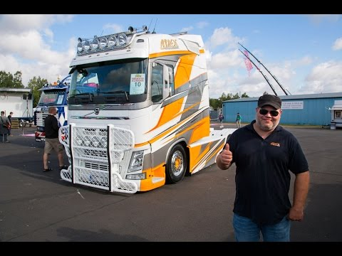 "Volvo Trucks - The Longtrotter, A Custom Volvo FH With An XL Cab - ""Welcome To My Cab - Light"" Mp3"