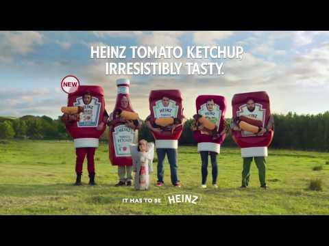 Heinz Tomato Ketchup – Weiner Stampede
