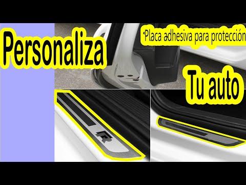 Accesorio decorativo y de protección para autos