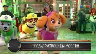 ¡Show de Paw Patrol en vivo! - Morfi
