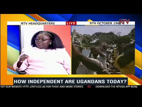 After 56 years, do you think Ugandans are independent?