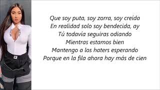 Paloma Mami   Don't Talk About Me (Letra En Español)