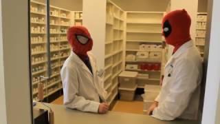 Marvel Pharmacy: Together We Can! - WSU APhA-ASP Pharmflix 2016