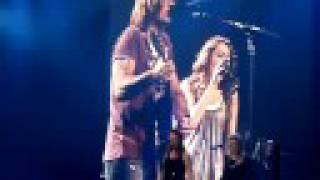 """Billy Ray & Miley Cyrus - """"Ready, Set, Don't Go"""" LIVE"""