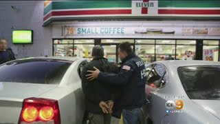 ICE Raid That Targeted 7-Eleven Stores In Koreatown, Across US Just The Beginning, Says Official