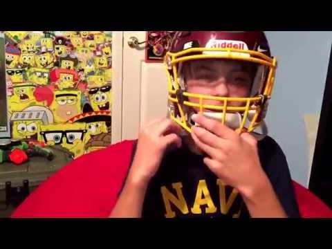 562df820 How to put a visor on a riddell speed flex