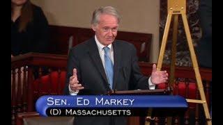 Sen Markey Blasts GOP Secretive Health Care Bill- Full Senate Speech