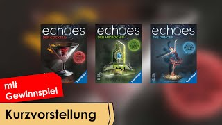 echoes – Brettspiel – Kurzvorstellung