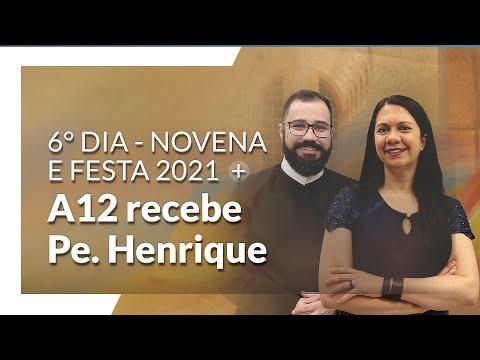 Novena e Festa da Padroeira 2021: 6º Dia de Live A12