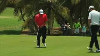preview picture of video 'Open de Saint Francois Guadeloupe 2012_Round 3'