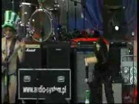 "The Tits ""Krowa i Kurczak"" Live Chełmstok 2007"