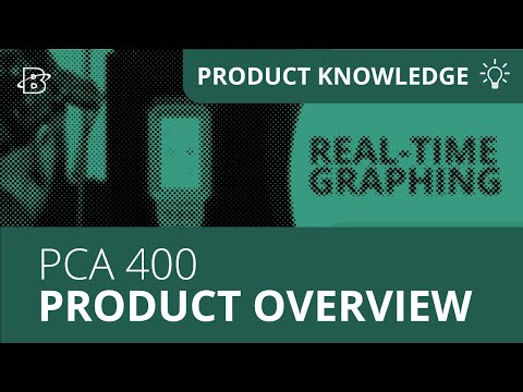 PCA-400 | Product Overview