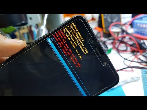 Infinix Hot 6 X608 Hard Reset