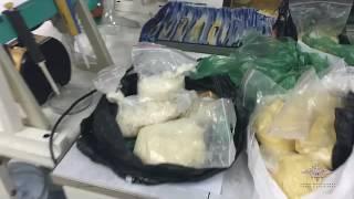 20 кг наркотиков обнаружили полицейские в Сургуте