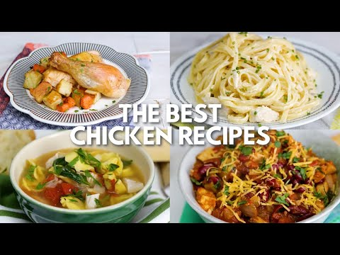 4 Easy & Delicious Chicken Recipes For Lazy Nights