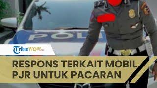 Heboh Oknum Polantas Pakai Mobil Dinas PJR untuk Pacaran, Kompolnas: Dibeli Pakai Dana APBN