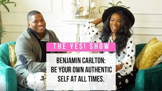 The YES! Show | S3E2 | Benjamin Carlton: I'm Black, I'm a Minister, and I'm Gay