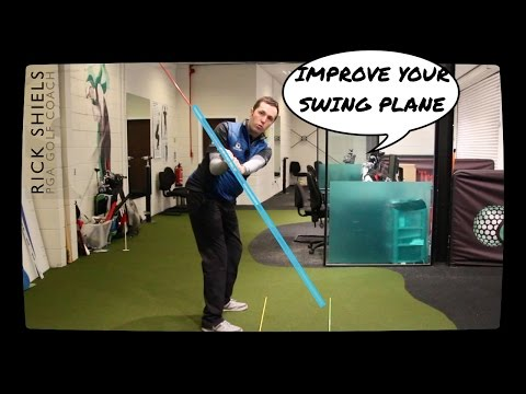 IMPROVE YOUR GOLF SWING PLANE