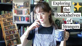 Judge a Person by their Bookshelf Ep. 2 // feat. You!