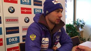 Антон Шипулин: «Логинов заставил меня поволноваться»